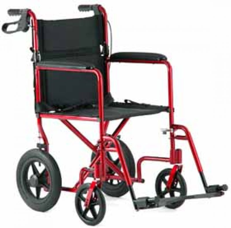 Transport Chairs with brakes