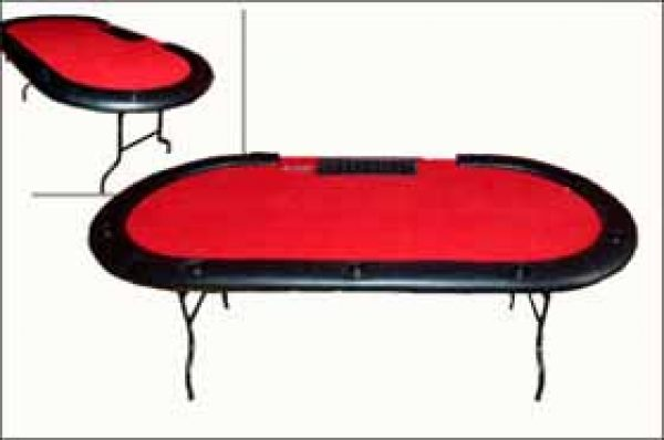 Poker Tournament Tables 10 Player, 8 Player, 8 Player Round