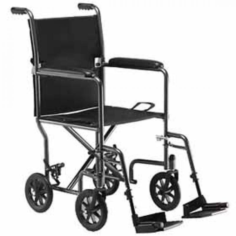 Fold-Up Transport Chairs